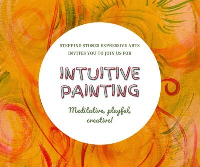 details about our Intuitive Painting sessions